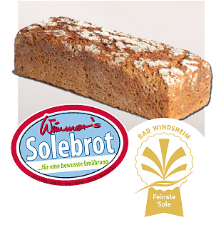 Shopbrot sole